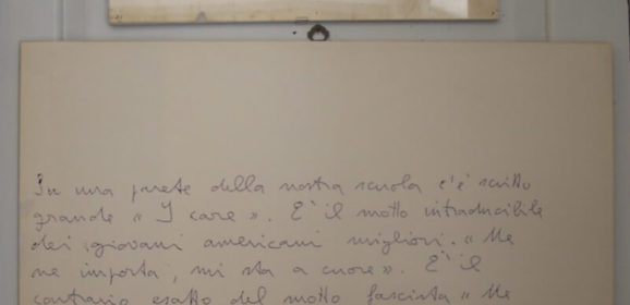 Lettera a una professoressa, un libro senza tempo