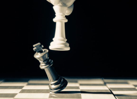 Se non perdi, non stai esercitando leadership